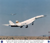 Photo of XB-70 in flight