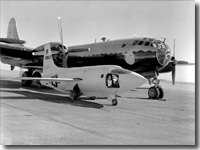 Photo of the XS-1/B-29