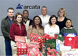 photo: Arcata Associate elves
