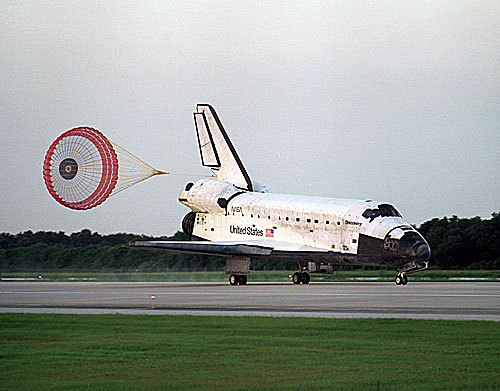 space shuttle speed -#main