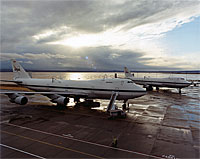 photo: 747 Shuttle Carrier Aircraft