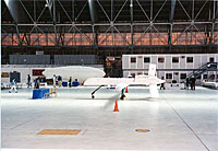 photo: Dryden's Altus II aircraft