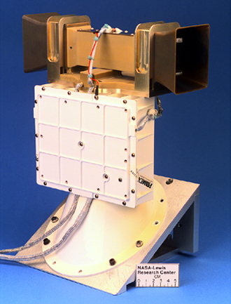 EO - 1 Earth orbiter flight pulsed plasma thruster.