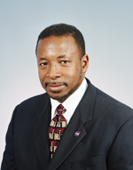 Photo of Woodrow Whitlow, new Director of Glenn Research Center