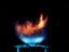 Photo of a flame