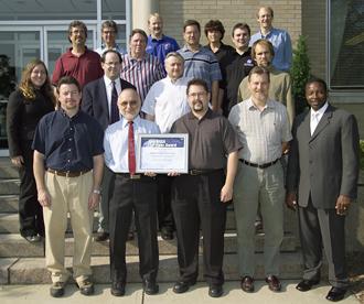 NASA - Team Named One NASA Center Best