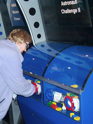 NASA - New Traveling Exhibit Offers Interactive Environment