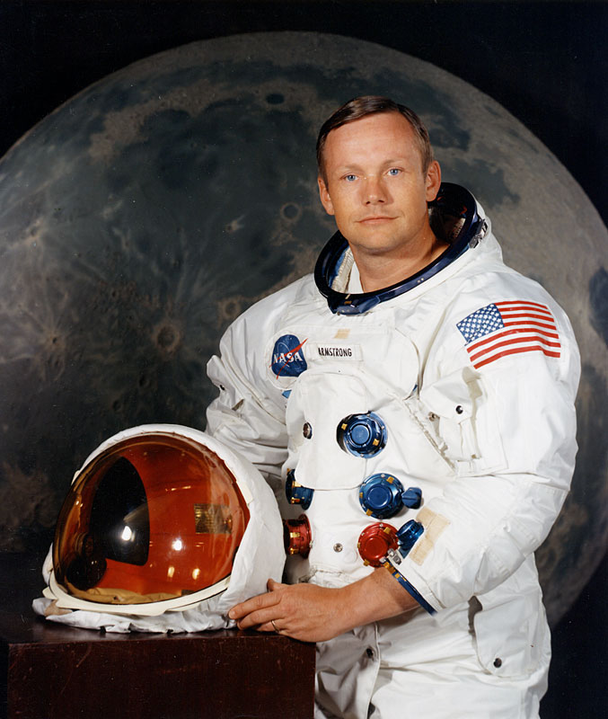 A Hero and Inspiration: Neil Armstrong | Building the World