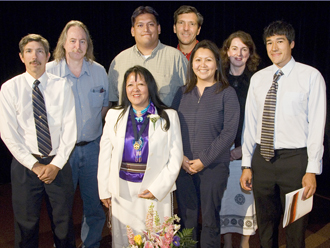 Image of Native American Advisory Council. C-2007-01157_m. Credit: NASA/Marvin Smith (RSIS)