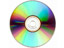 Graphic of compact disc.