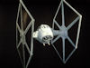 Picture of a TIE Fighter fro Star Wars