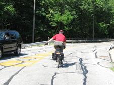 NASA - At Glenn, Cyclists and Motorists Share the Road