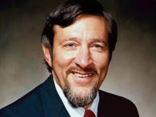 Former Center Director Andrew Stofan in 1998