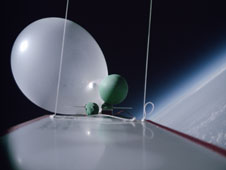 NASA - Students Send Balloons to the Stratosphere