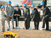 NASA Glenn broke ground for the Centralized Office Building