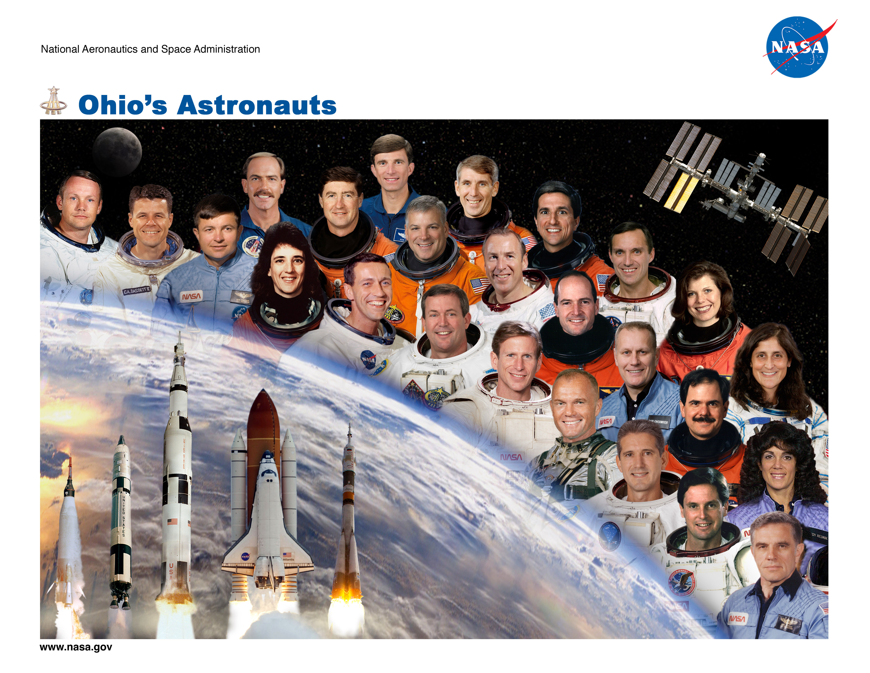 Ohio Astronauts | NASA