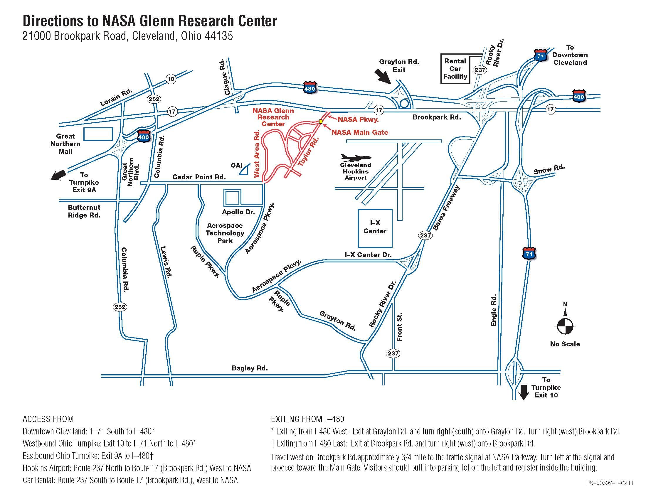 nasa plum brook map hunting - photo #4