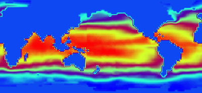 Using ESMF, researchers have coupled an atmosphere model and an ocean model that had not interacted before.