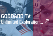 Goddard TV Unlimited Exploration Link to Home Page