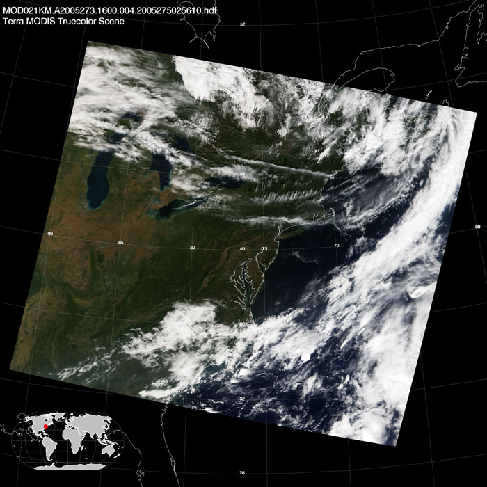 Nasa new yorkers 39 work week clouds air with tiny for Nasa air study