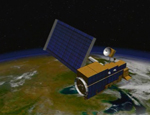 MODIS instrument on the TERRA Satellite