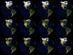 Thumbnail of the composite images of the Earth