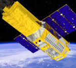 Astro-E 2 Spacecraft (Suzaku)