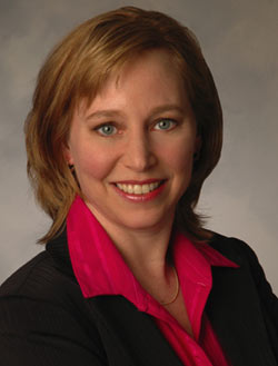 Photo of Dr. Kim Weaver