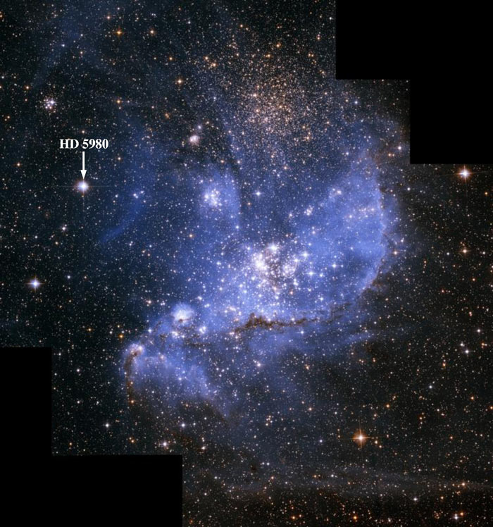 milky way hubble telescope gallery - photo #36