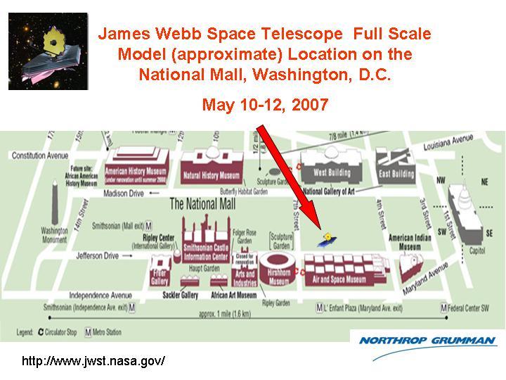 Washington dc map national mall