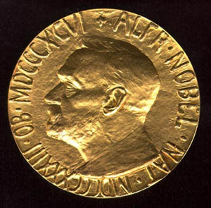 "Ismail Kadare merr titullin ""Honoris Causa"" në Itali 206415main_nobel1_HI"