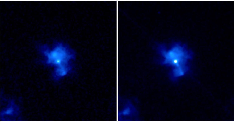 Neutron Star Collision With Earth 75 Years NASA - Powerful...