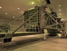 Photo of the Goddard High Capacity Centrifuge