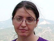 Photo of Vasiliki Pavlidou