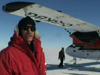 Dr. Robert Bindschadler on the P.I.G. Ice Shelf