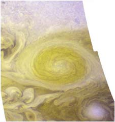 Jupiter's Little Red Spot seen by New Horizons and Hubble