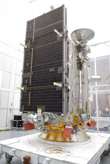 LRO in the cleanroom