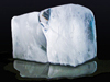 photo of a block of ice