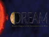 Sun and moon with DREAM logo