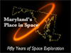 Maryland's Place in Space Logo