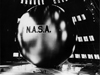 "The world's first communications satellite was an inflatable mylar sphere called ""Echo"" that simply reflected transmissions back to Earth."