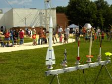 NASA - Model Rocket Launches