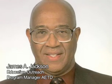 James Jackson is a 42 year Goddard employee.