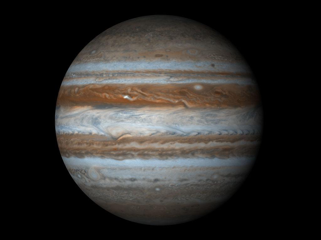 S planetou Jupiter se srazil neznámý objekt, amatérští astronomové zachytili záblesk v atmosféře