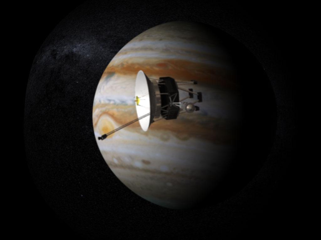 NASA - Voyager and Jupiter