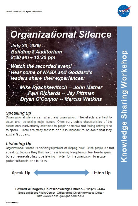 OrganizationalSilence