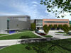 Rendering of NASA Goddard's new Exploration Sciences Building