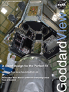 Goddard View cover, Vol. 4, issue 2