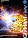 Goddard View cover, Vol. 4, issue 9