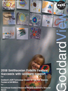 Goddard View cover, Vol. 4, issue 12